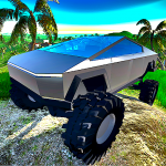 4×4 Off-Road Truck Simulator: Tropical Cargo 5.1.1  MOD APK