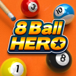 8 Ball Hero Pool Billiards Puzzle Game  1.18 MOD APK