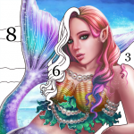 Art Coloring Coloring Book & Color By Number  2.17.0 MOD APK
