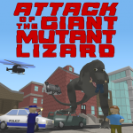 Attack of the Giant Mutant Lizard 1.0.0 MOD APK