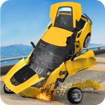 Beam Drive Death Stair Car Crash Simulator 2020 1.0 MOD APK