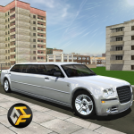 Big City Limo Car Driving Simulator 3.9 MOD APK