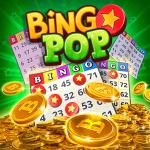 Bingo Pop – Live Multiplayer Bingo Games for Free 6.1.49 MOD APK