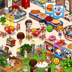 Cafeland World Kitchen  2.1.75 MOD APK