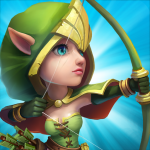 Castle Clash: King's Castle DE  1.7.61 APK