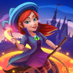 Charms of the Witch: Magic Mystery Match 3 Games 2.27.4 MOD APK