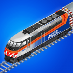 Chicago Train – Idle Transport Tycoon 1.0.91 MOD APK