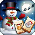 Christmas Mahjong Solitaire: Holiday Fun  1.0.49 MOD APK