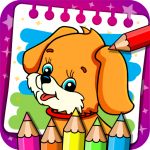 Coloring & Learn Animals – Kids Games 1.19 MOD APK