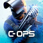 Critical Ops Online Multiplayer FPS Shooting Game  1.25.0.f1425 MOD APK