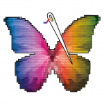 Cross Stitch Gold: Color by number, Sewing pattern 1.2.4.0 MOD APK