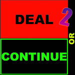 Deal or Continue: 2 Boxes Edition 3.3 MOD APK