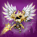 Epic Heroes: Action + RPG + strategy + super hero 1.11.1.371 MOD APK