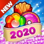 Fast Food 2020 New Match 3 Free Games Without Wifi 2.0.8 MOD APK