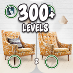 Find the difference 300 level Spot the differences 4.95  MOD APK