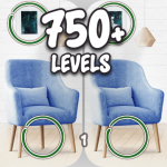 Find the differences 750 + levels 3.78 MOD APK
