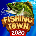 Fishing Town: 3D Fish Angler & Building Game 2020 1.0.7APK