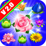 Flowers Sweet Connect – Match 3 Game 1.6.3 MOD APK