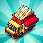 Food Truck City 1.2.3 MOD APK