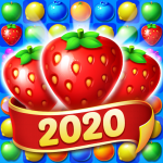 Fruit Diary Match 3 Games Without Wifi 1.30.0 MOD APK