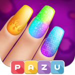 Girls Nail Salon – Manicure games for kids 1.17 MOD APK