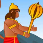Hanuman the ultimate game 250000178 MOD APK