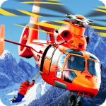 Helicopter Hill Rescue 2.1 MOD APK