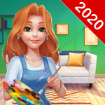 Home Paint: Color by Number & My Dream Home Design 1.2.2 MOD APK