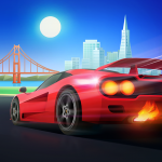 Horizon Chase Thrilling Arcade Racing Game  1.9.28 MOD APK