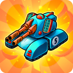 Huuuge Little Tanks – Merge Game 1.14.15 MOD APK