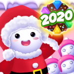 Ice Crush 2020 -A Jewels Puzzle Matching Adventure 3.4.4 MOD APK
