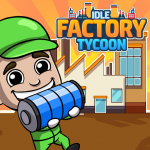 Idle Factory Tycoon: Cash Manager Empire Simulator 1.98.0 MOD APK