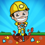 Idle Miner Tycoon – Mine Manager Simulator 3.17.0 MOD APK