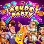 Jackpot Party Casino Games: Spin FREE Casino Slots  5019.01 MOD APK