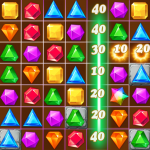 Jewels Classic Jewel Crush Legend  4.0.6 MOD APK