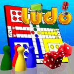 King of Ludo Dice Game with Voice Chat 1.5 APK