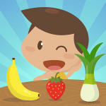 Learn fruits and vegetables – games for kids 1.4.8 MOD APK