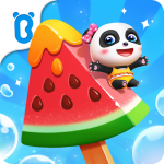 Little Panda's Summer: Ice Cream Bars  8.53.00.01 MOD APK