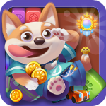 Magic Puppy : CUBE RUSH BLAST GAMES 1.6.120 · RICE BALL1.4.91 MOD APK