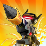 Megabot Battle Arena: Build Fighter Robot v 3.43