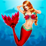Mermaid Simulator: Underwater & Beach Adventure 1.1 MOD APK