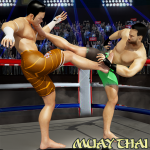 Muay Thai Fighting Clash: kick Boxing origin 2018 1.0.4 MOD APK