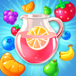 New Sweet Fruit Punch – Match 3 Puzzle game 1.0.28 APK