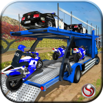 OffRoad Police Transport Truck Driving Games 3.2 MOD APK