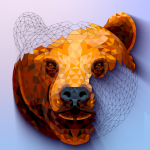POLYGON : Coloring-Book∙ Poly Art by Numbers 😍  2.2 MOD APK