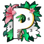 Paint.ly Color by Number – Fun Coloring Art Book 2.1.5.9 MOD APK