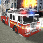 Real Fire Truck Driving Simulator: Fire Fighting 1.0.4 MOD APK