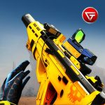 Real Robots War Gun Shoot: Fight Games 2019 1.1.6 MOD APK