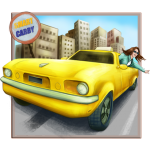 Smart Cabby – Taxi Driving Game with Traffic 1.2.4.8 MOD APK