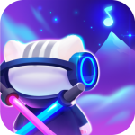 Sonic Cat – Slash the Beats🎵🕹️ 1.4.80 MOD APK
